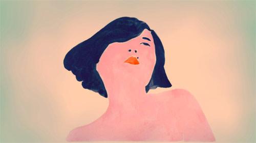 YAMASUKI YAMAZAKI animation by Shishi Yamazaki