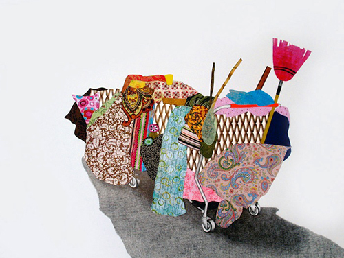 Carts by Amy Wilson Faville