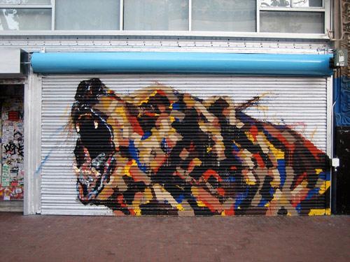 Artist painter Chad Hasegawa