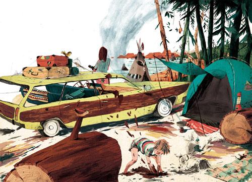 Illustrator Anton Van Hertbruggen
