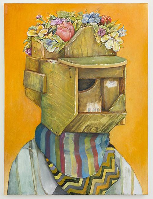 Artist painter Eli Gabriel Halpern