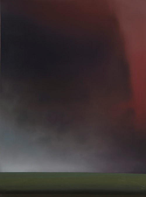 Artist painter Christopher Saunders
