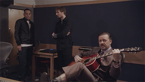 The Return of David Brent (10 Years Later)
