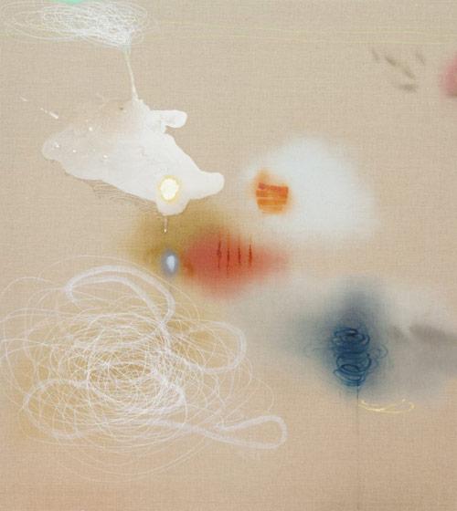Artist painter Marisa Purcell