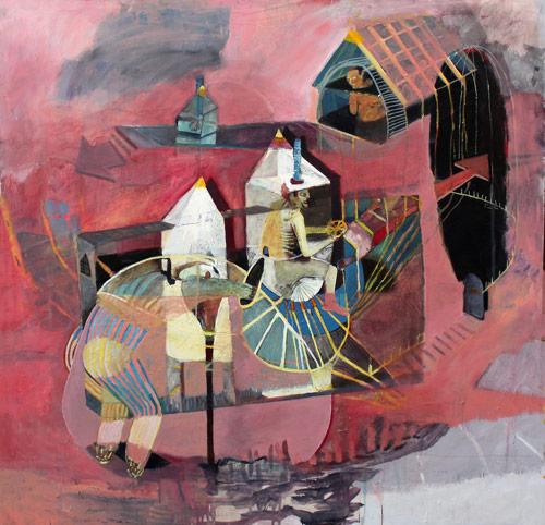 Artist Marlene Steyn