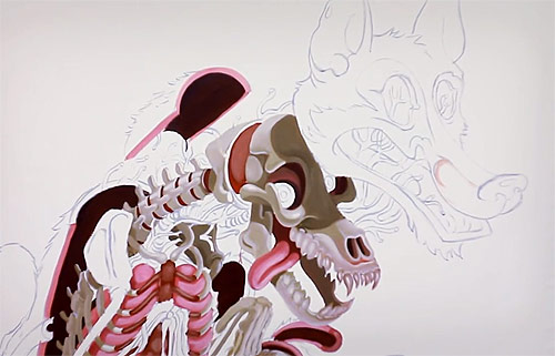 Nychos / Rabbiteye Movement
