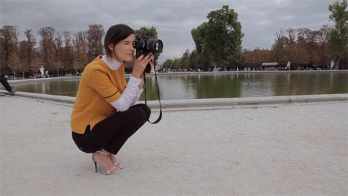 Take My Picture mini fashion documentary