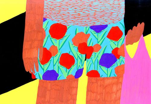 Artist Annu Kilpelainen
