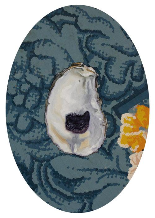 Artist painter Jack Niven