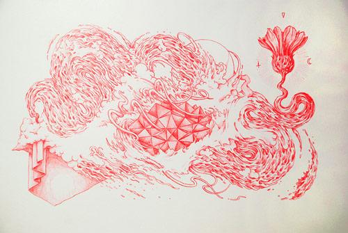 Artist Lucas Lasnier PARBO