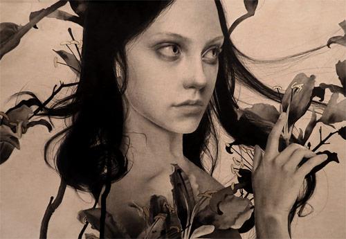 Artist Alessandra Maria