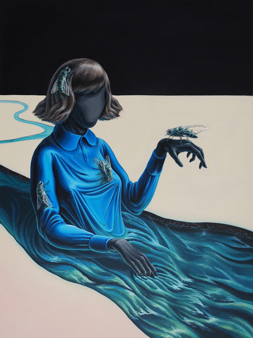Paintings by artist Alex K Gardner