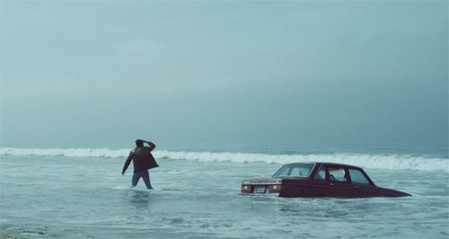 Bonobo First Fires music video directed by Young Replicant