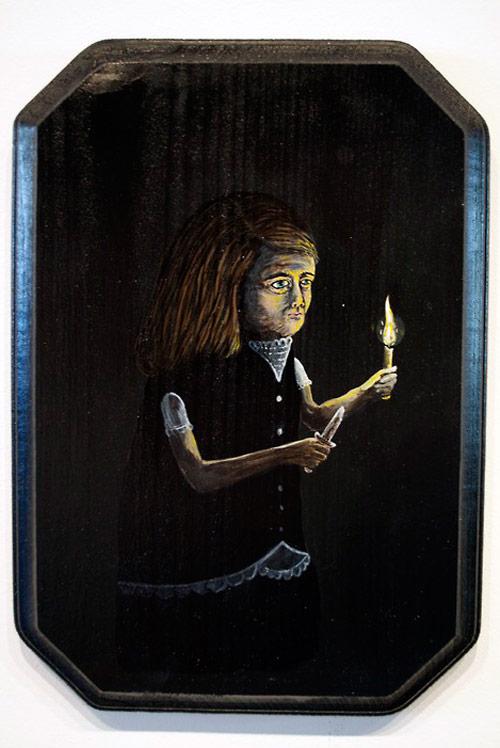 Illustrator Drew Mosley