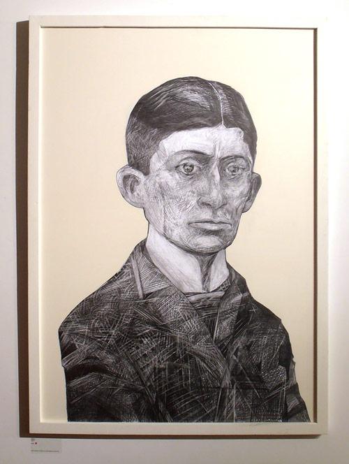 Drawings by artist Ehren Salazar