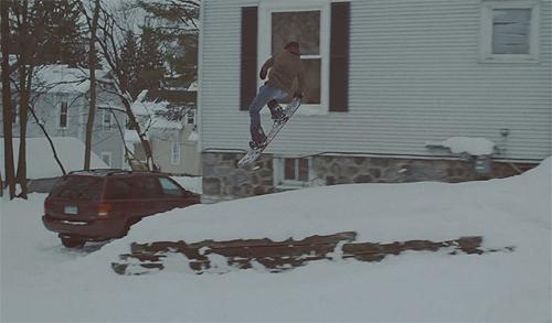 Keep Snowboarding