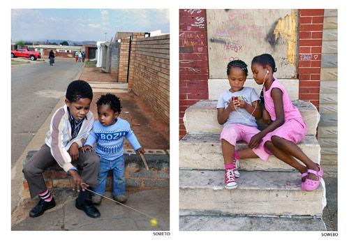 Photographer Martha Cooper Soweto Sowebo