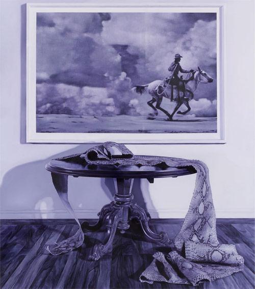 Painter Michael Zavros