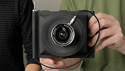 Travelwide 4×5 Large Format Camera
