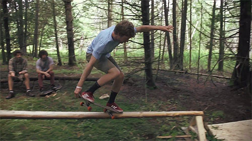 Surfaces: A Vermont Skateboarding Adventure