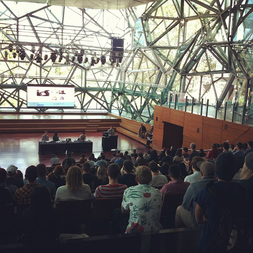 We are all carbon - art culture conference melbourne australia