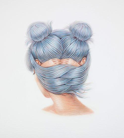 The Other Ends by Artist Winnie Truong