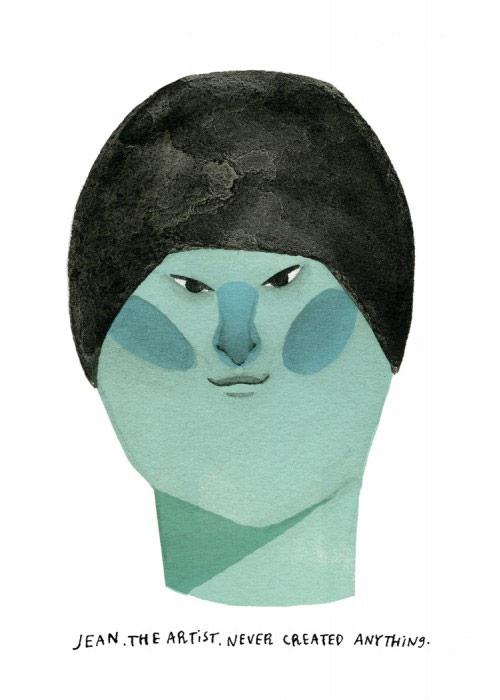 Illustrator Yina Kim