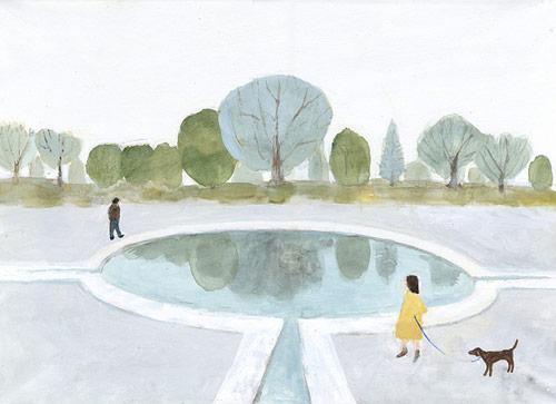 Artist Yuki Kitazumi