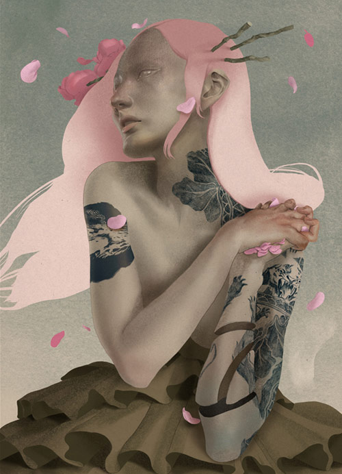 Illustrator Zach Montoya