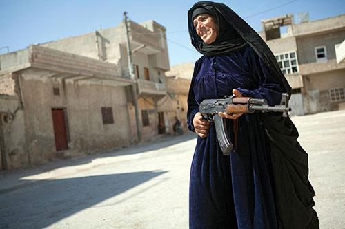 war images photojournalist photographer Heidi Levine