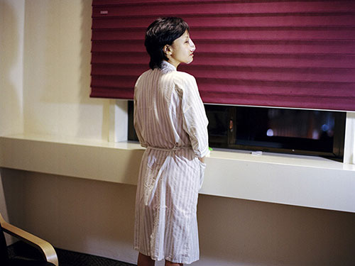 The Beauty by photographer Ji Yeo korean plastic surgery