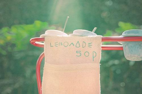 LAVA Lemonade by Ola Mirecka