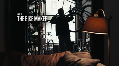 Made by Hand / No 5 The Bike Maker