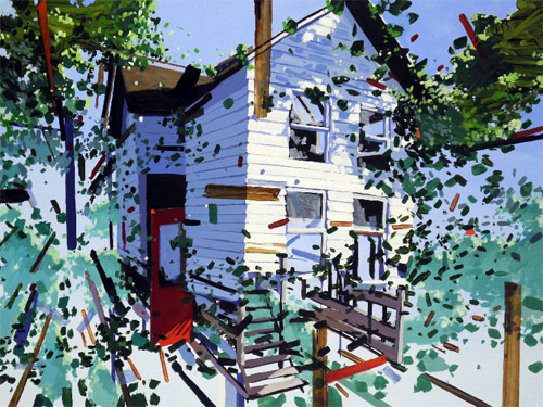 Artist painter Ben Grasso