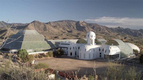 Sally Silverstone & Linda Leigh - Biosphere 2
