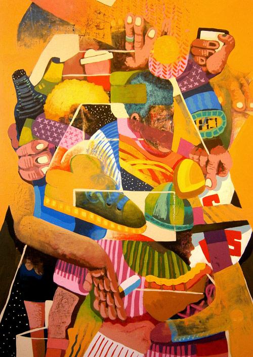 Artist painter Ebenezer Archer Kling