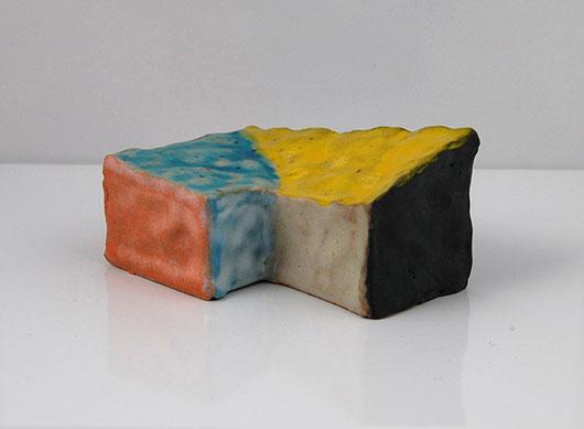 Fabio Fernandez and Tom Lauerman sculptures