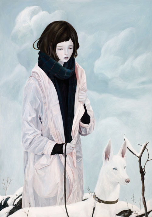 paintings by artist joanne nam