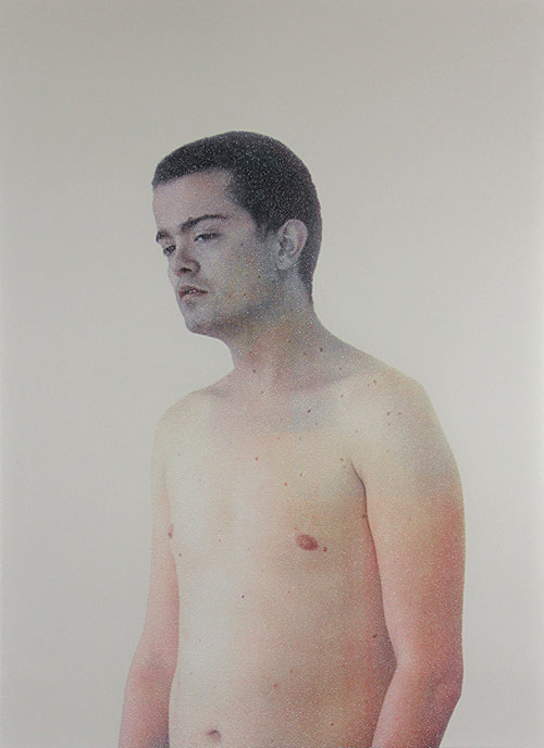 Artist Joseph Parra