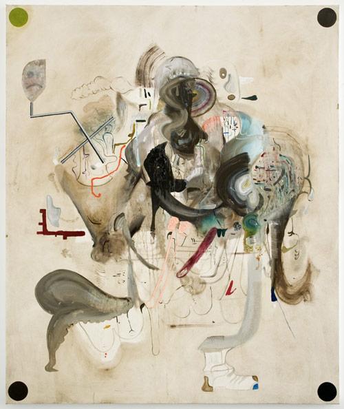 Artist painter Michael Bauer