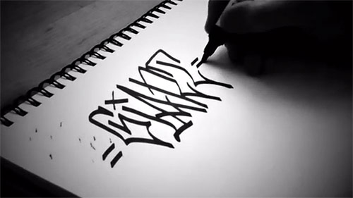 Mike Giant Handstyle History Lesson