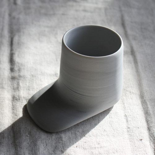 Mushimegane Books ceramics by Misa Kumabuchi