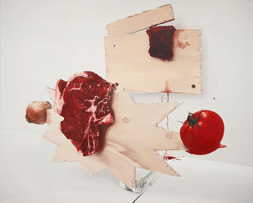 paintings by swiss artist till rabus