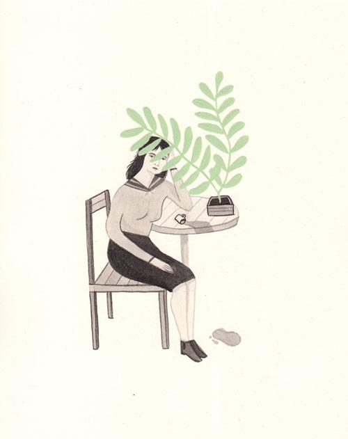 Illustrator Rachel Levit