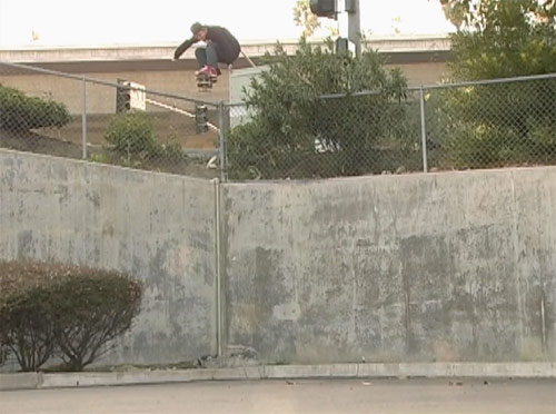 Ryan Sheckler's Fifteen Years Strong etnies skateboarding