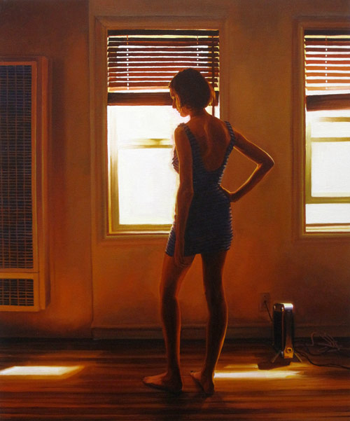 Artist painter Seth Armstrong