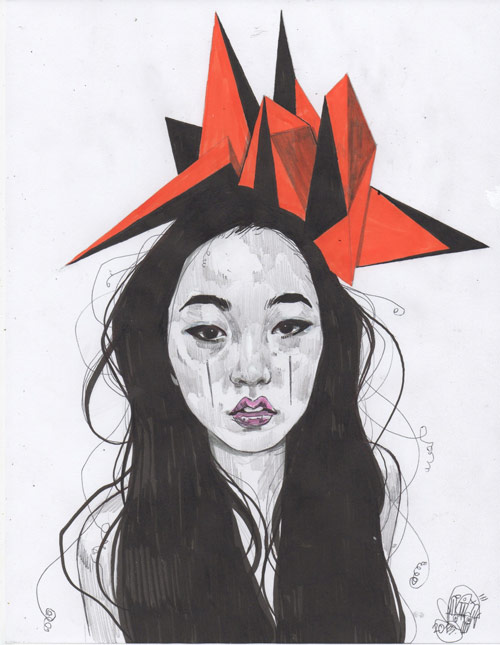 Artist Terby Wonder