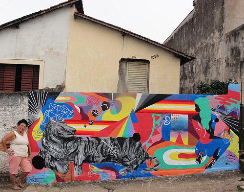 Artist painter Danilo Omwisye