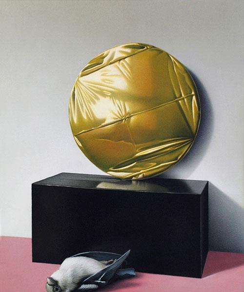 Paintings by Eckart Hahn