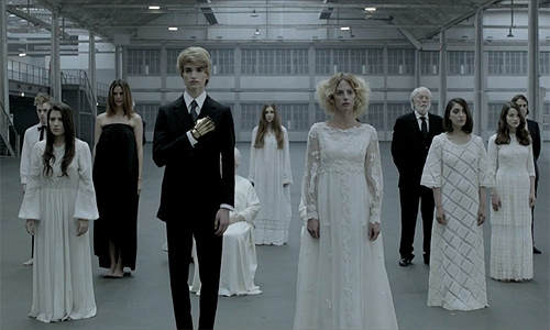 Gesaffelstein Pursuit music video (NSFW)
